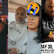 Photos and last video of DMX happily jamming to Micheal Jackson's song with his fiancee pops up.[See