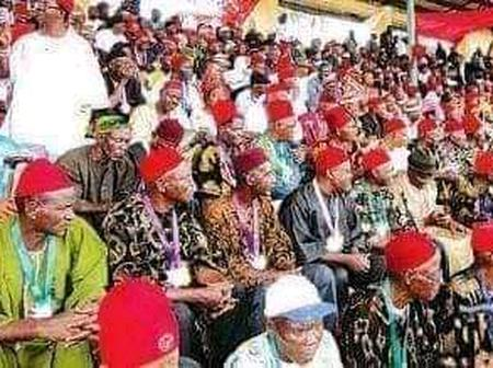 Opinion: Igbos are not the lost tribe of the Jews