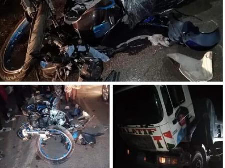Grave accident sur le tronçon Sakassou-Bouaké: 2 étudiants décédés sur place