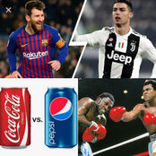 Opinion: Top 10 Most Famous Rivalries