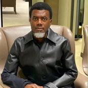 Reno Omokri - Sitting In An Office From 8 To 5 Because Of Salary Is The Greatest Waste Of Education