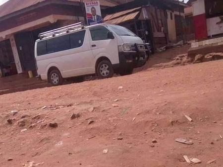 The Only Car in Uganda that is Giving Ugandan Citizens Sleepless Nights