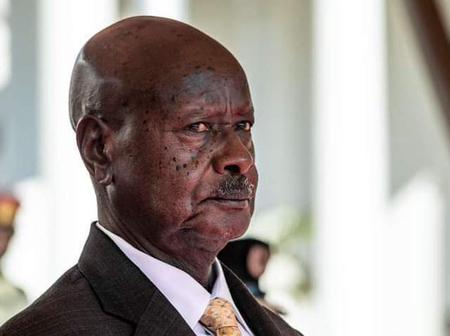 'Only Five Presidents Sent Me Congratulatory Messages' - Yoweri Museveni Is Dissapointed