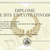 Authentification du BTS : voici la procédure et les documents à fournir