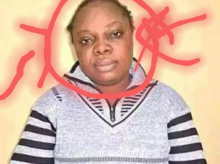 What Is Happening? She Was Caught Cooking With Mortuary Water In A Popular Restaurant In Uyo!
