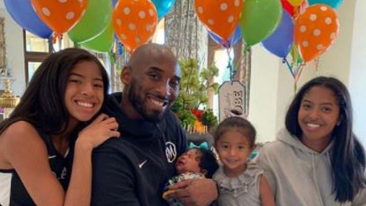 Vanessa Bryant celebrates 'best girl dad' Kobe Bryant on second Father's Day since his passing: 'We love you forever and always'