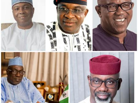 Meet The Five Likely Successors Of Prince Uche Secondus As The Next National Chairman Of The PDP