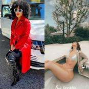 BBNaija's Nina Ivy got excited after Khloe Kardashian commented on her video