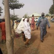 Hours after 317 students were abducted, see what angry residents did while protesting