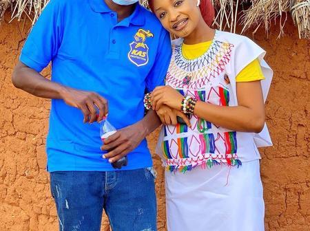 Stunning pictures of Rahama Sadau on Fulani Dress