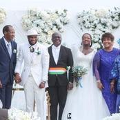 Société : Blaise Compaoré affiche une belle mine au mariage de Gadoukou