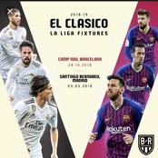 Check Out Five of the best El Clásico games of the modern era