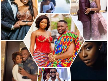 10 Hot Photos Of Kennedy Osei And Wife Which Is Causing A Stir On Social Media