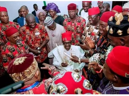Opinion: If Buhari completes these projects in the South East, the Igbos will celebrate him