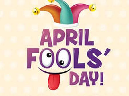 Facts about first of April popularly known as 'fool's day'