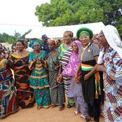 Logoualé : le Maire Jeannette Badouel donne le sourire à 850 veuves