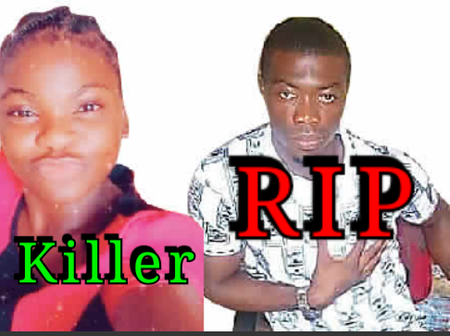17-years-old Law Student Kills Her Boyfriend, Check Out The Reason Why She killed Him