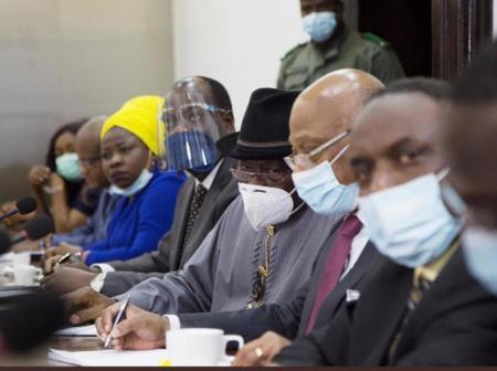 La CEDEAO achève sa mission d'évaluation de la transition au Mali