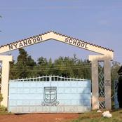 Nyangori school board suspends form three student over the death of school security guard