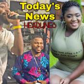 Today's News: Davido Gave Ayefele N1m In Ogun, Don't Wait For Much Money Before Giving Birth—Boakye