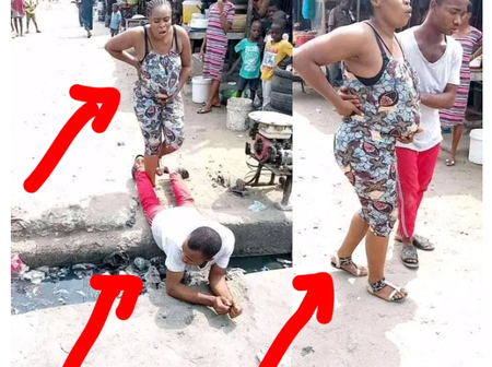 See The Act Of Love A Man Did For His Pregnant Wife That Made Many People To React On Social Media