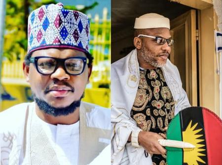Nnamdi Kanu Is Currently In A Beer Parlor - Adamu Garba Speaks