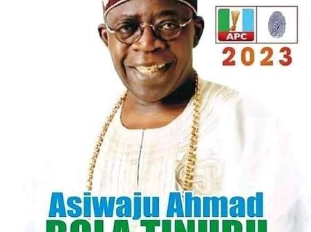 Opinion: 3 Things Bola Tinubu Should Do To Ensure He Win The 2023 Presidential Election