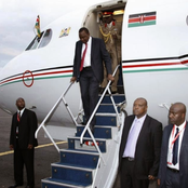 Facts About President Uhuru's Luxurious Fokker 70ER (Harambee One)