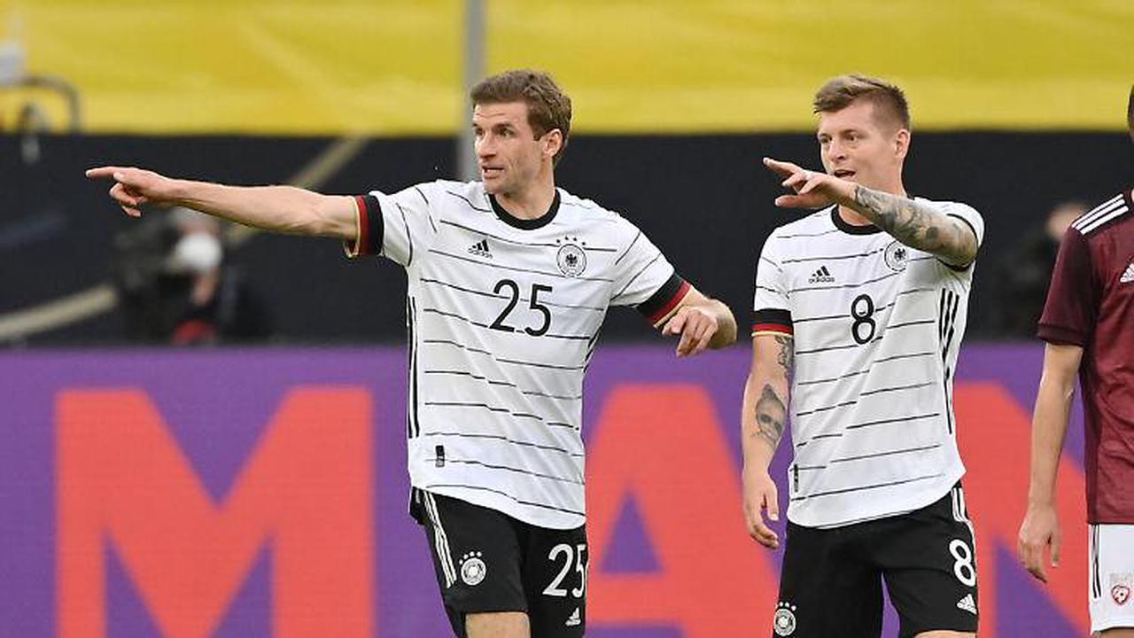 """05:56 Rückkehrer Müller warnt Frankreich: """"Heißt noch lange nicht, dass sie gewinnen"""""""