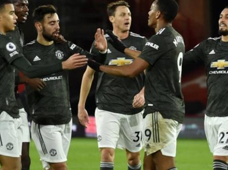 Manchester United breaks 60-year-old record