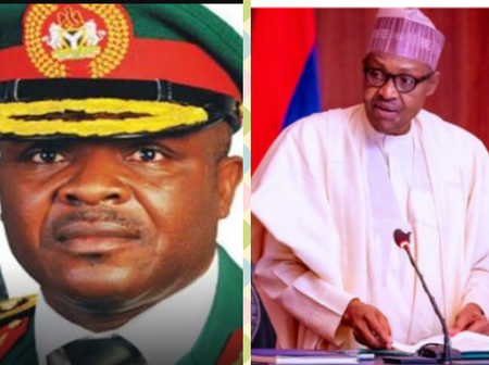 Today's Headlines: Nigeria Will Never Witness Civil War Again - Buhari, Ex-Army Chief Joins APC