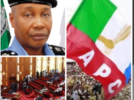 Today's headlines: Another Prominent PDP Defects To APC, Senate Suspend Plenary Over Death Of Member