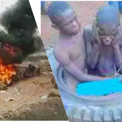 'Jungle Justice is 'NO' Justice, It's Madness'- FFK Blasts Peoples That Burnt Two Children Alive