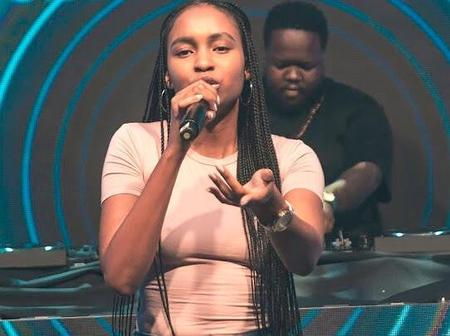 Natalia who featured with Heavy K won't leave school for music, two degrees and busy with another