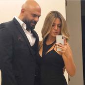 شاهد.. هذه هي زوجة النجم أحمد صلاح حسني.. جمال وأنوثة تخطف الأنظار والقلوب.. صور