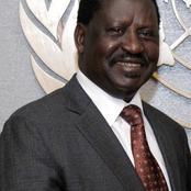 Netizens Reaction as Raila Ondinga Visits Taita Taveta