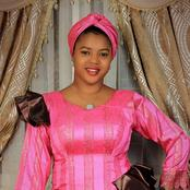 Meet Fati Shu'uma, a talented Kannywood actress