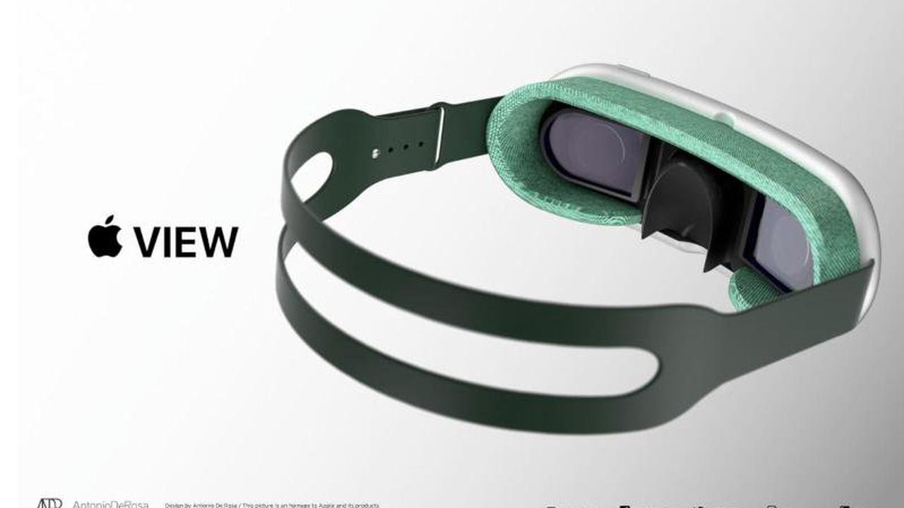 Apple's AR headset 'to launch in 2022'