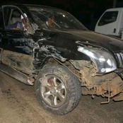 Mt. Kenya MCA Involved in Tragic Accident Along Sagana-Nyeri Highway