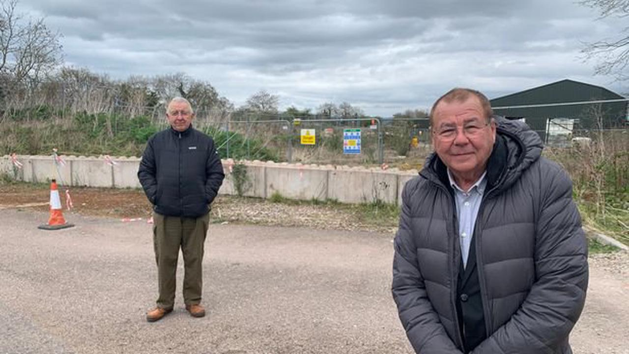 Hundreds oppose proposed new energy-from-waste plant near Bath