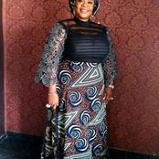 Matured Ladies, Check Out These Modern ankara styles That Will Transform You Into A First Lady
