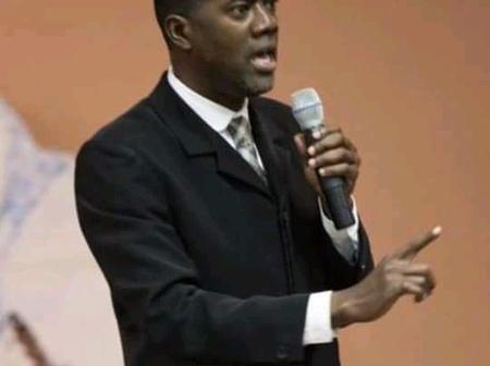 To Me, The Only Way To God Is Through Christ, All Other Grounds Is Shifting Ground- Reno Omokri