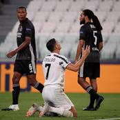 UCL: What Lyon Coach Said About Ronaldo After Knocking Out Juventus