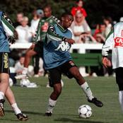 Money is Good : Throwback Pictures Of Benni McCarthy.