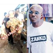 Fans Got Disappointed In Zlatan After He Was Spotted Fighting With Some Street Thugs In Iganmu