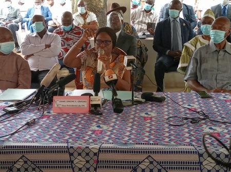 Responsabilité des morts à Bonoua, Simone Gbagbo répond à Bictogo