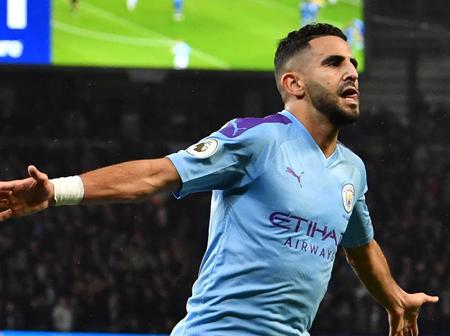 Manchester City star, Riyad Mahrez gives his opinion ahead of their UCL clash
