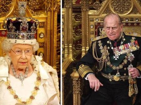 Prince Philip, husband of Queen Elizabeth II has died.