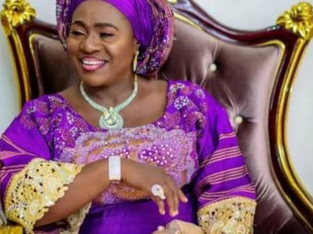 Yoruba Actress Iya Rainbow Cries Out, Laments She Is Not Happy Even Though She Just Clocked 78.
