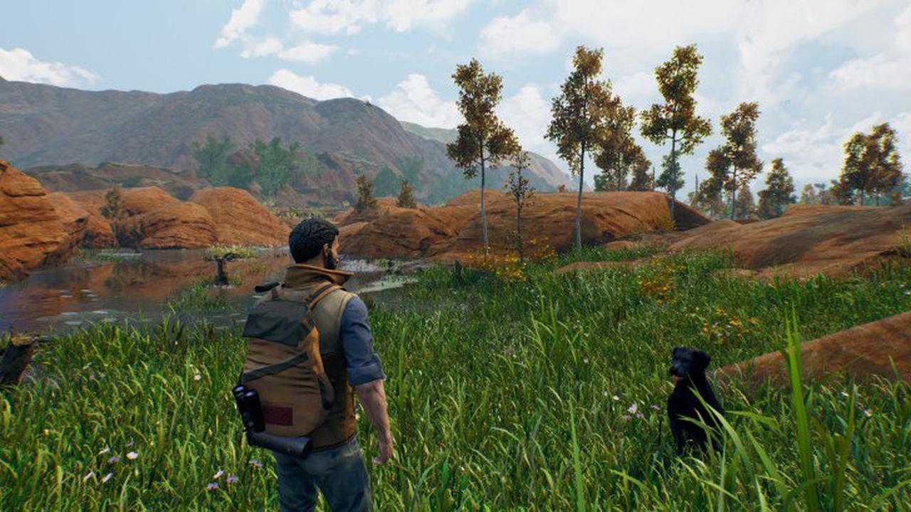 Open Country dévoile son gameplay d'exploration, entre vallons et forêts